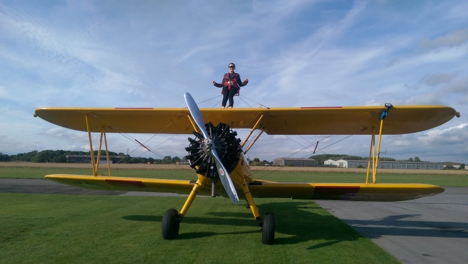 Wing-walking