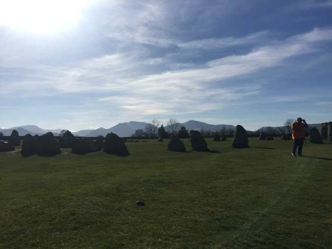 CastleRigg - The Lake District