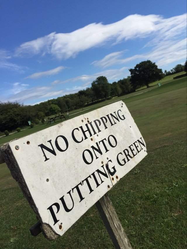 Oaksey Golf Course